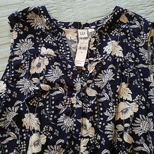 NWT Gap shirt dress